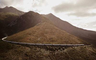 African Collage Rovos Rail Tour