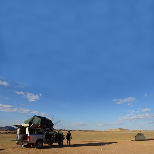 At Tales from Africa Travel. we offer real experiences. Crave 4x4 camper tours