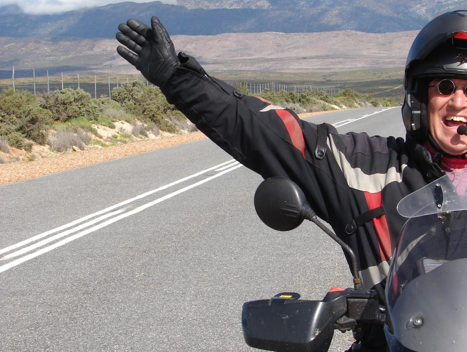 The Freedom of the Open Road motorbike tours