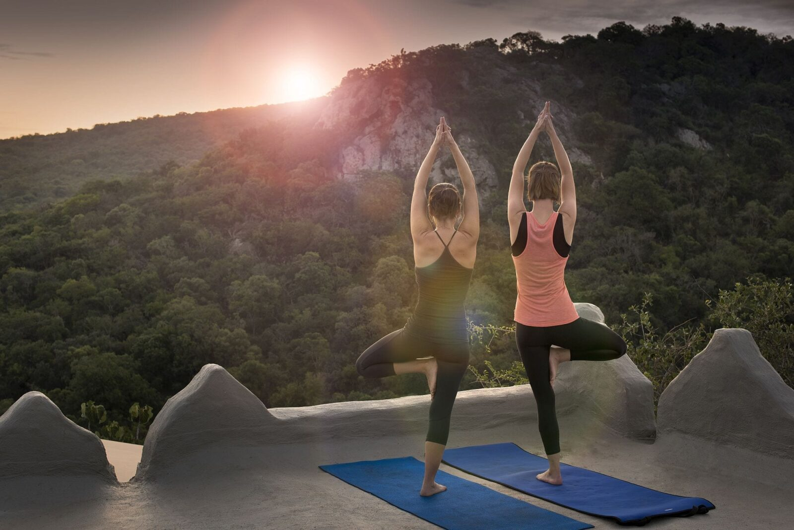 Your Body and Soul Yearns for Pampering. Yoga and Wellness experiences in Africa.