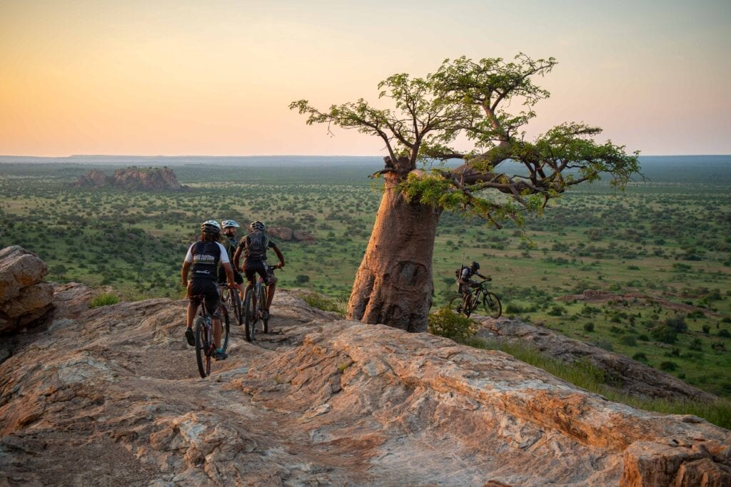 Land of the Giants cycle tour by Tales from Africa Travel