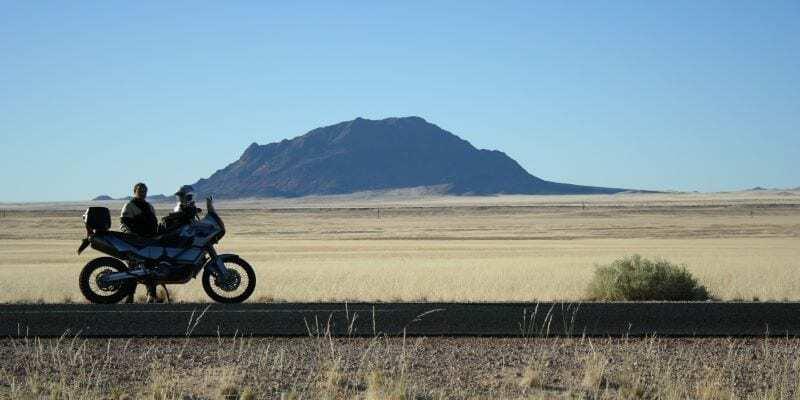 Wildlife and Waterfalls motorbike tour