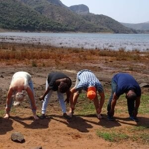 Blog Tales-from-Africa-Travel-southern-Africa-Limpopo-The-sacred-lake-of-the-white-python-Lake-Fundudzi square