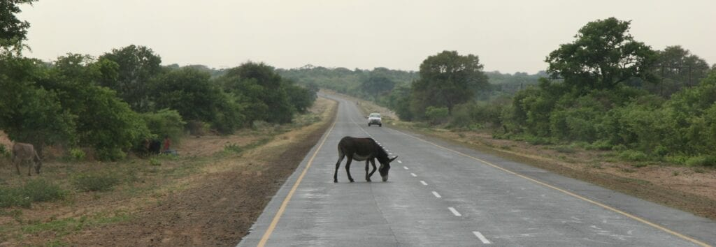 e-book Tales from Africa Travel with practical tips for self-driving in Africa