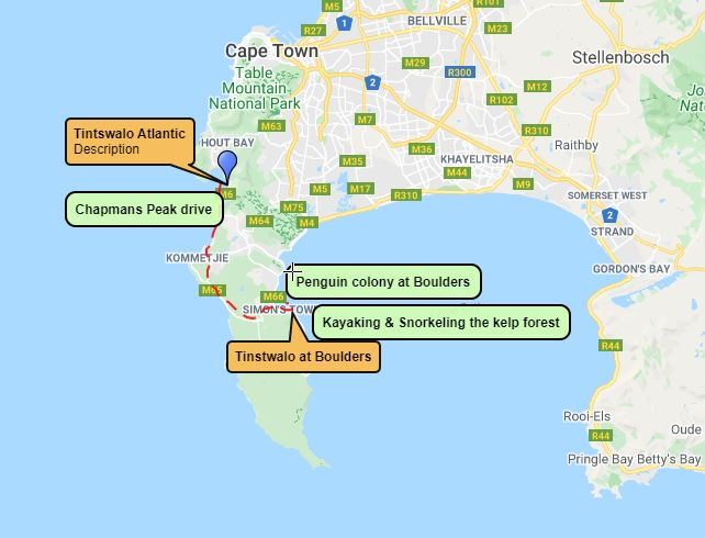 map Marine-Experiences_My-Octopus-Teacher-Tales-from-Africa-Travel-unique-city-and-bush-breaks-sustainable-tourism